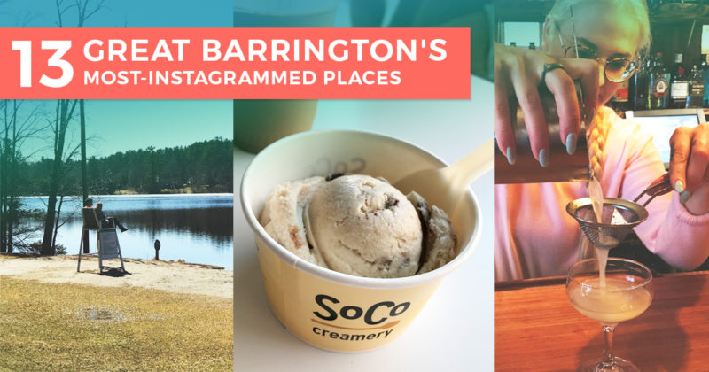 Visiting Great Barrington's 13 Most-Instagrammed Places