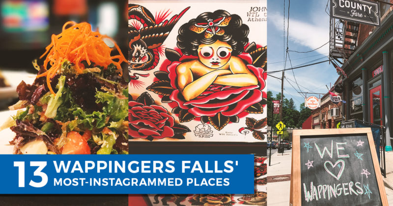 Wappingers Falls' 13 Most-Instagrammed Places
