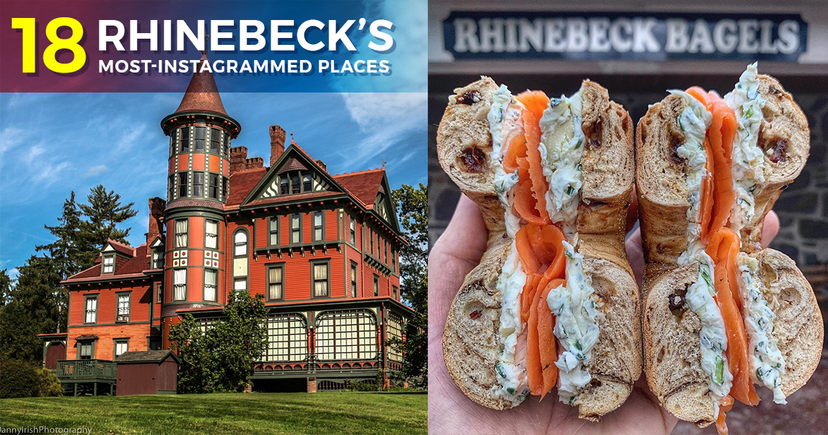 Visiting Rhinebeck's 18 Most Instagrammed Places - Kingston